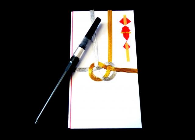 友人の結婚式のご祝儀袋の種類と書き方