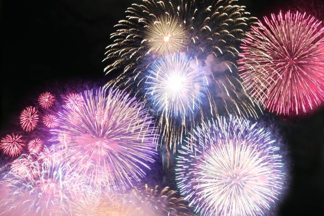仙台七夕花火祭の時間と見る場所おすすめ ポケモン花火とイベントも